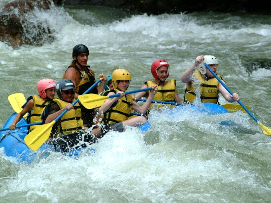 White Water Rafting in Cagayan de Oro City photo 2