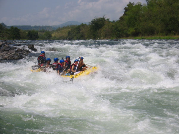 White Water Rafting in Cagayan de Oro City photo 3