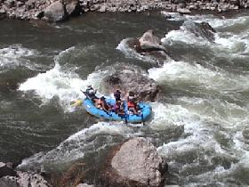 twin river rafting