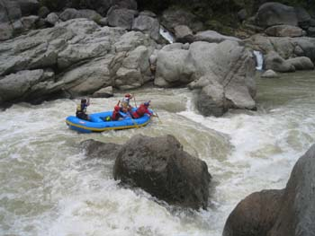 antique rafting
